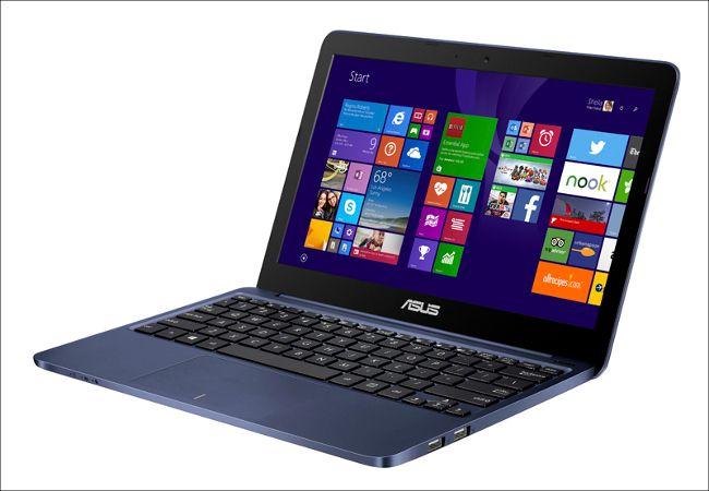 ASUS EeeBook T205TA ダークブルー