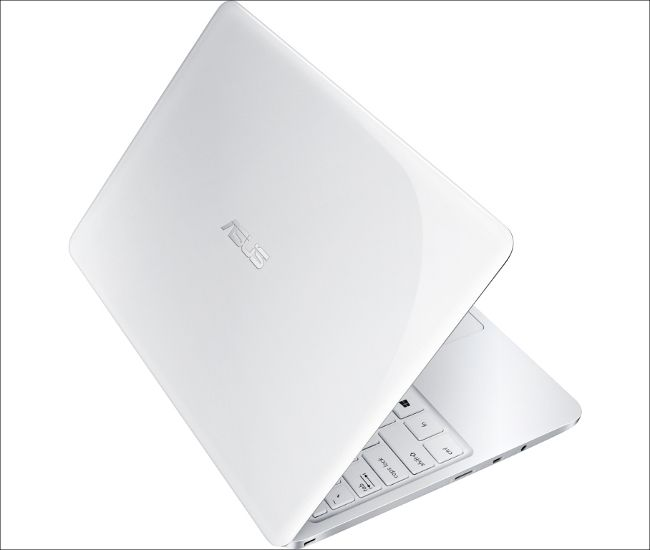 ASUS EeeBook T205TA ホワイト