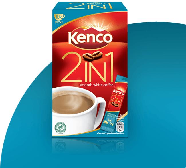 2 in 1スティックコーヒー