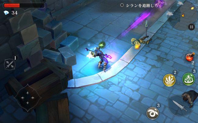 Dark Quest 戦闘