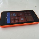 WindowsPhone Lumia 636の定期レビューを始めるよ