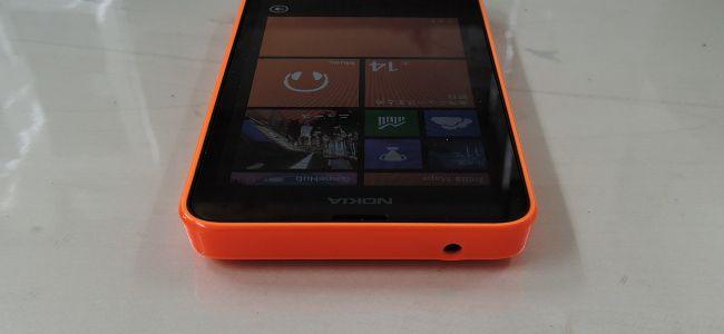 Lumia 636 ヘッドホンジャック