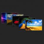 Windowsストアアプリ - Backgrounds Wallpapers HD 高品質・高機能な壁紙アプリ