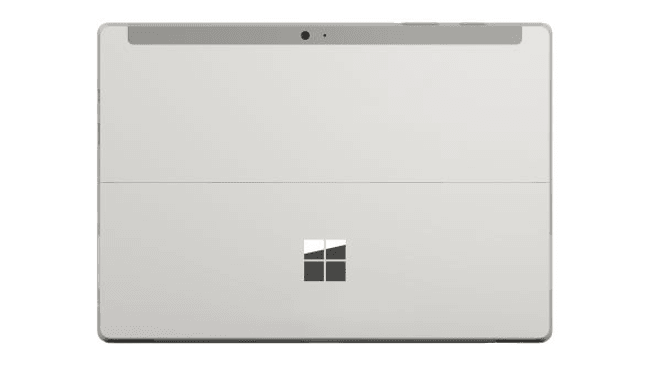 Surface 3 背面