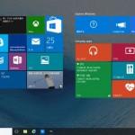 Windows 10 Technical Preview ビルド10061 とりあえずPCに入れてみた