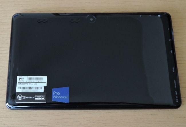 マウス WM801V2-Pro 背面