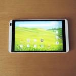 イオン得するタブレット 「HUAWEI MediaPad M1 8.0 403HW」実機レビュー