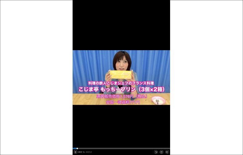Flvto Player 縦持ち全画面