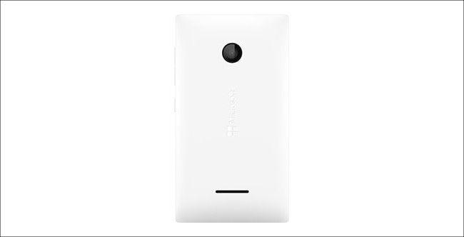 Lumia 435 ホワイト