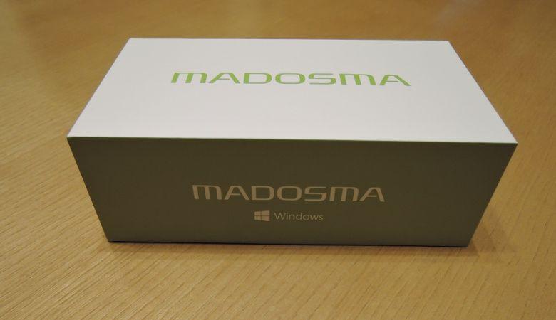 MADOSMA パッケージボックス