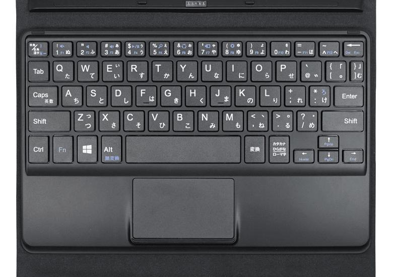 マウスコンピューター WN891 付属キーボード 拡大図