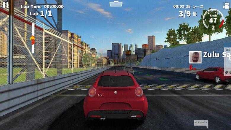 priori 2でGTレーシング2