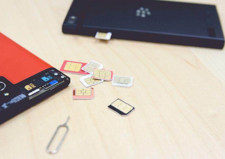 SIMカード選び