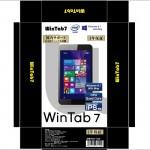 あきばお~ WinTab 7 - 1万円で買える!7インチWindowsタブレットが出たよ