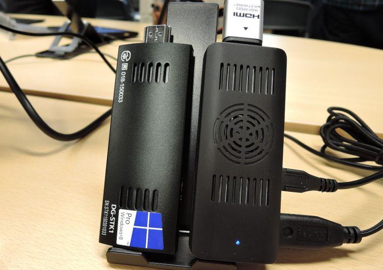 Diginnos Stick DG-STKB サイズ比較2