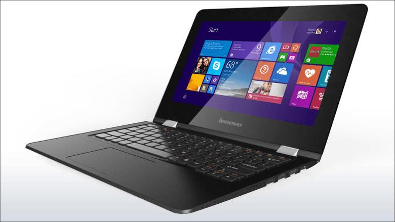 Lenovo Flex3 ラップトップスタイル