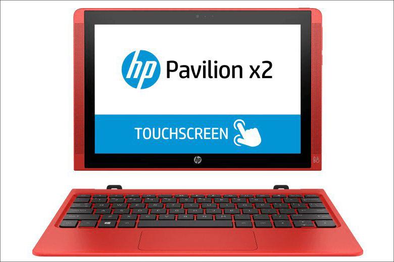 HP Pavilion x2 10-n000 サンセットレッド