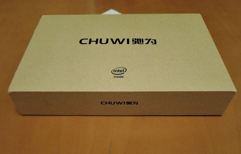 Chuwi 外箱