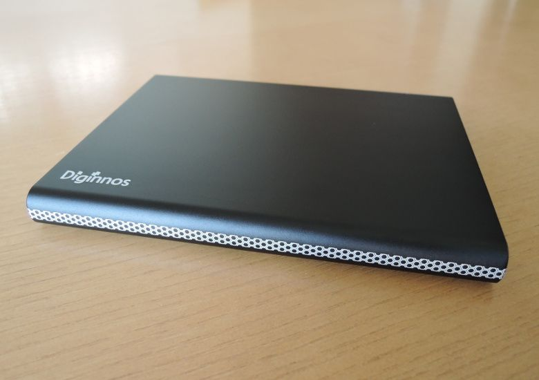 ドスパラ文庫本PC Diginnos DG-M01W