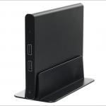 ドスパラ Diginnos DG-M01IW - スティックPC+内蔵バッテリー+USBポート=文庫本サイズ
