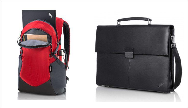 Lenovoのバッグ