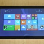 TJC StarQ Pad W01J - 総額2万円を切る8インチWindowsタブレット(実機レビュー)
