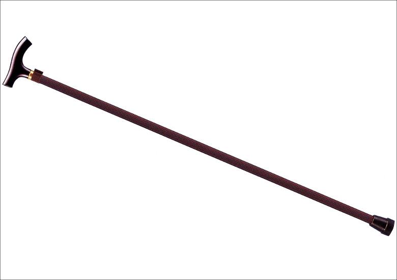 スティックPCなので杖