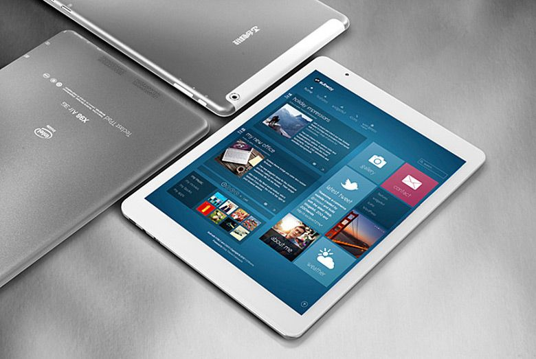 Teclast X98 Air beautiful design