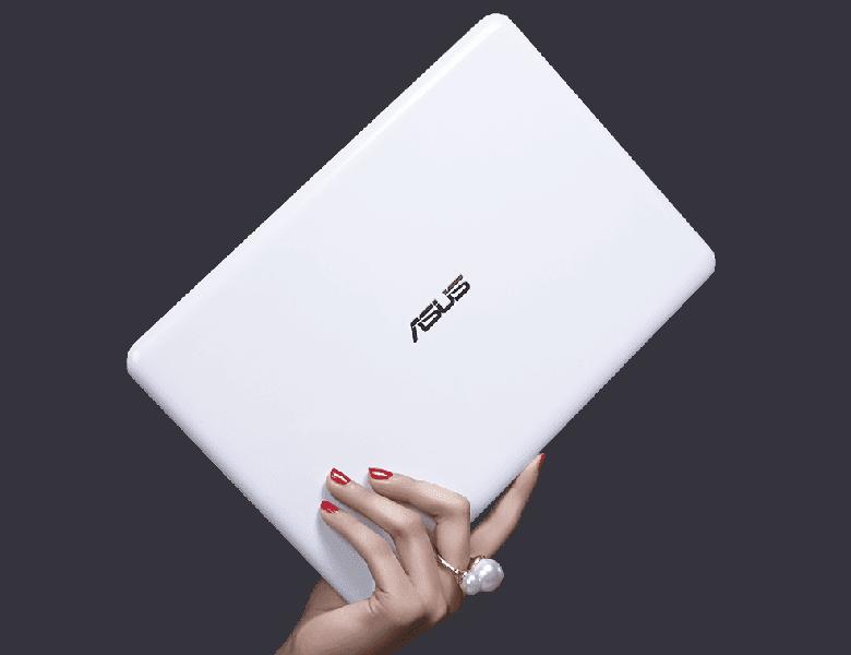 ASUS EeeBook X205TA ホワイトボディ