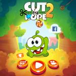 Microsoftストアアプリ - Cut the Rope 2 シンプルで奥深いパズルゲーム、良ゲー!