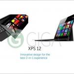 DELL XPS 12 ー 海外ニュースサイトで新型の画像流出!Surfaceに似たデザインのハイスペック2 in 1