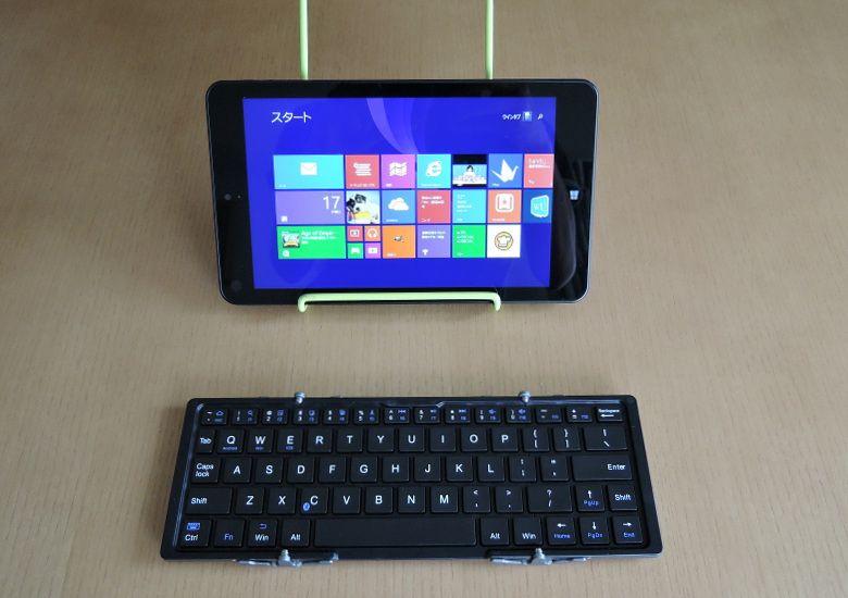 EC Technoloy Bluetooth キーボード