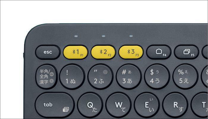 ロジクール K380 キーボード 目玉機能