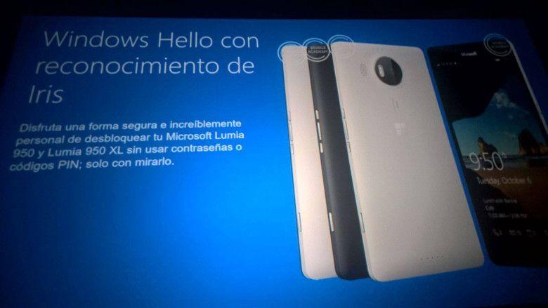 Lumia 950シリーズ流出画像3