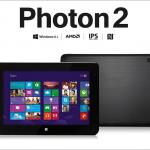 BungBungame Photon 2 - AMD搭載の10インチタブレット、ついに買えるようになったよ!