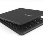 Microsoft Universal Foldable Keyboard - タブレットユーザーにはこっちが本命!欲しい!