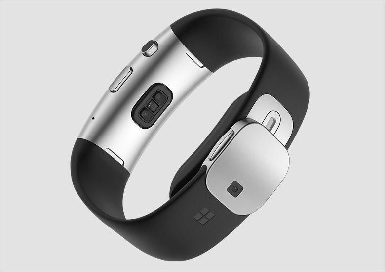 Microsoft Band 2 別アングル