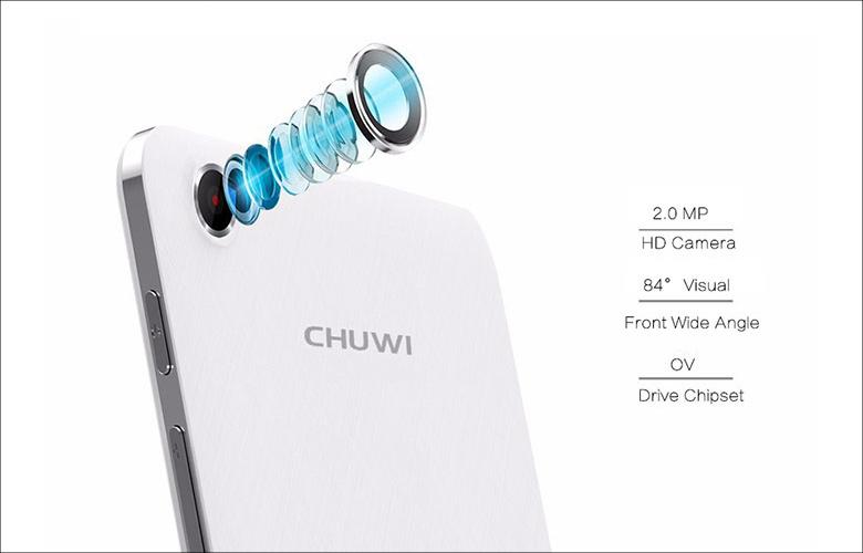 Chuwi Hi8 Pro 背面から中国語ロゴが消えた?