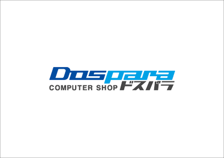 ドスパラのロゴ