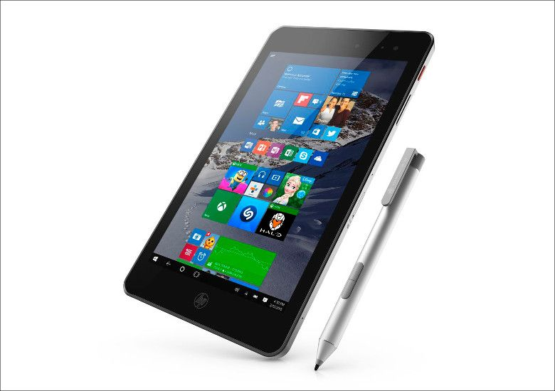 HP ENVY 8 Note 本体表面