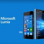 Microsoft Lumia 950, Lumia 950 XL - フラッグシップは「水冷」だって!