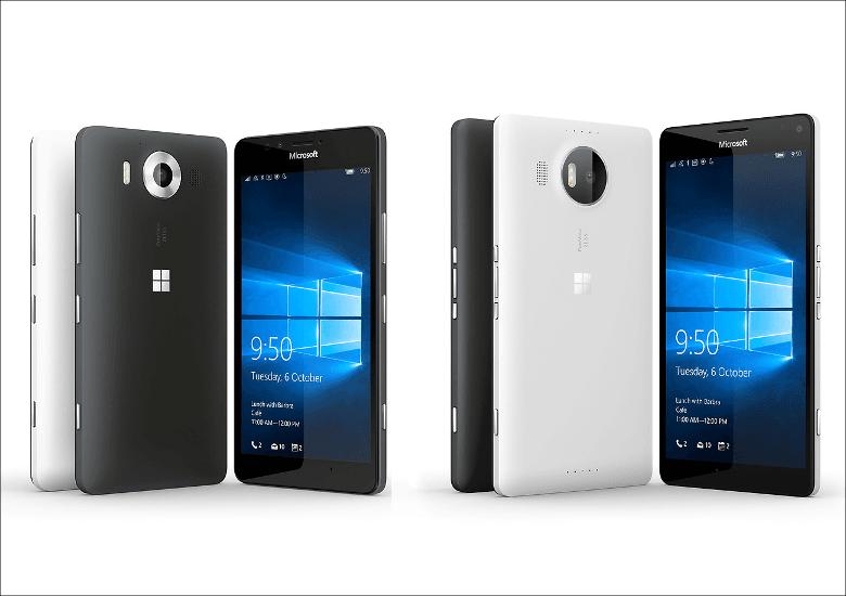 Microsoft Lumia 950と950XL