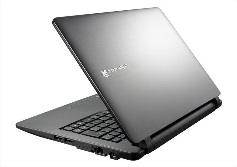 LuvBook C 筺体デザイン