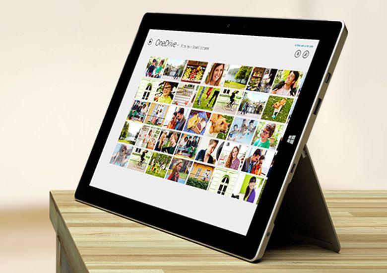 Microsoft Surface 3 外観