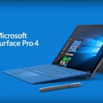 Microsoft Surface Pro 4 - マイクロソフトのシンボル、大きく進化する