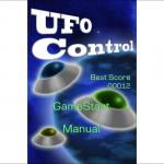 WindowsPhoneストアアプリ - UFOControl シンプルにして高難易度、短時間で遊べる新感覚ゲーム