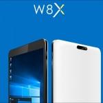 Vido W8X - 中国タブレットはどんどんCherryTrailに切り替えてますね