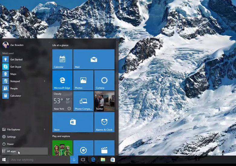 Windows 10 ビルド10558 流出