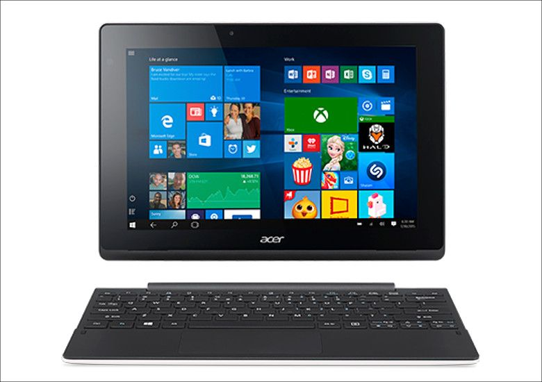 acer Aspire Switch 10 E 前面