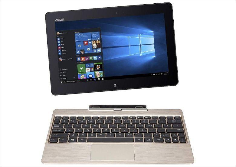 ASUS TransBook T100TAMにWindows 10